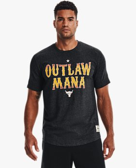 Men's Project Rock Outlaw Short Sleeve