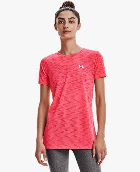 Women's UA Tech™ Dash Short Sleeve