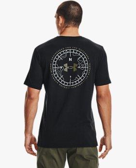 男士UA Engineered Compass T恤