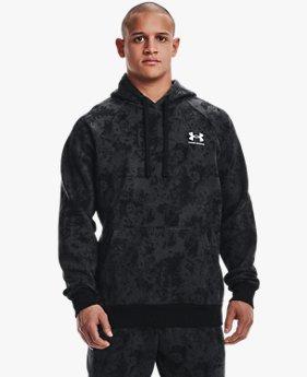 Men's UA Rival Fleece Cloud Dye Hoodie
