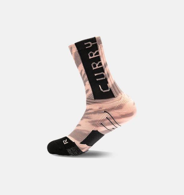 Men's UA Playmaker Curry Golf Socks