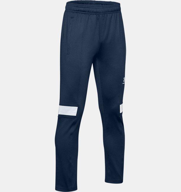 Boys' UA Challenger III Train Trousers