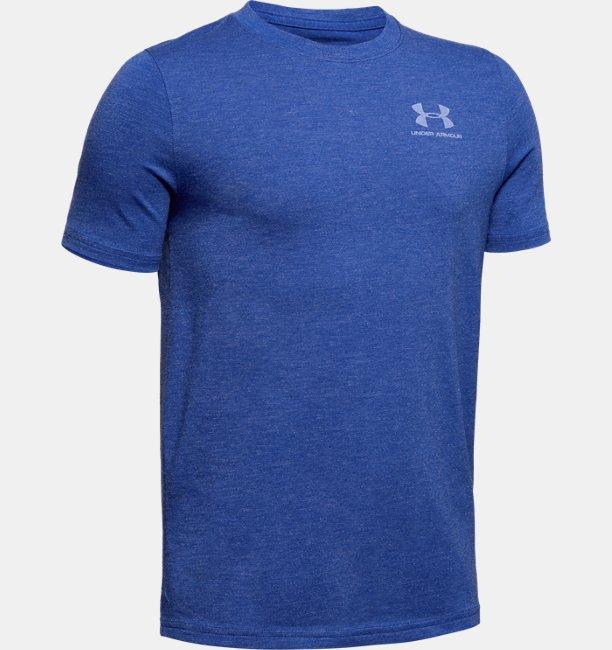 Boys' Charged Cotton® Short Sleeve Shirt
