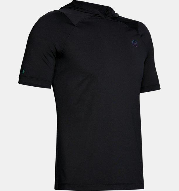 Men's UA RUSH™ HeatGear® Short Sleeve Hoodie