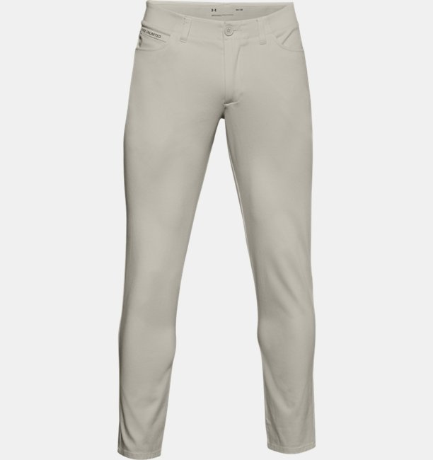 Men's UA Range Unlimited Slim 5-Pocket Tapered Trousers