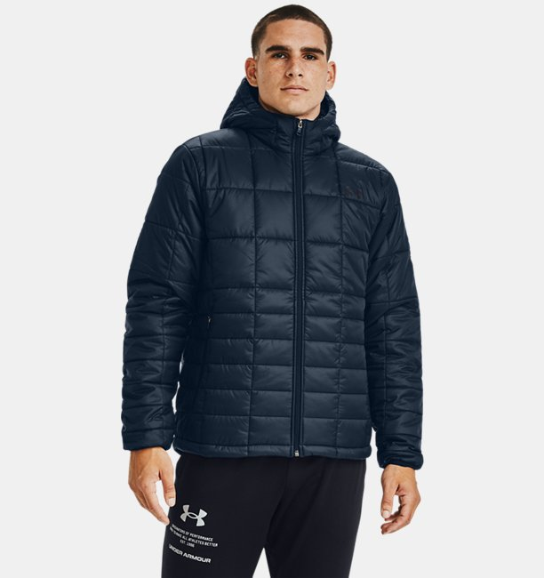Men's UA Armour Insulated Hooded Jacket