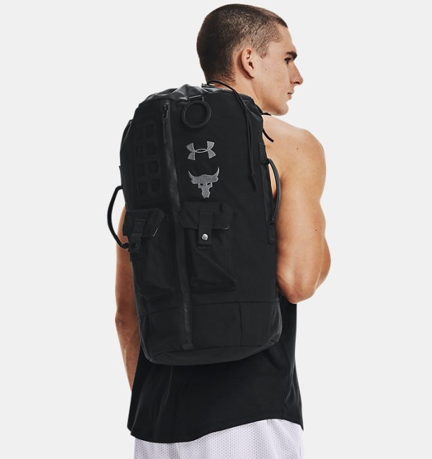 UA x Project Rock 60 Bag