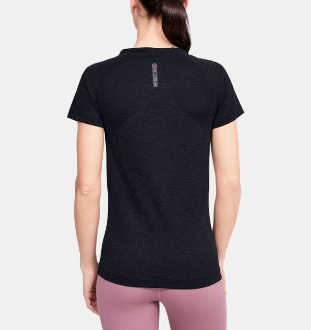 Women's UA RUSH™ Seamless Short Sleeve
