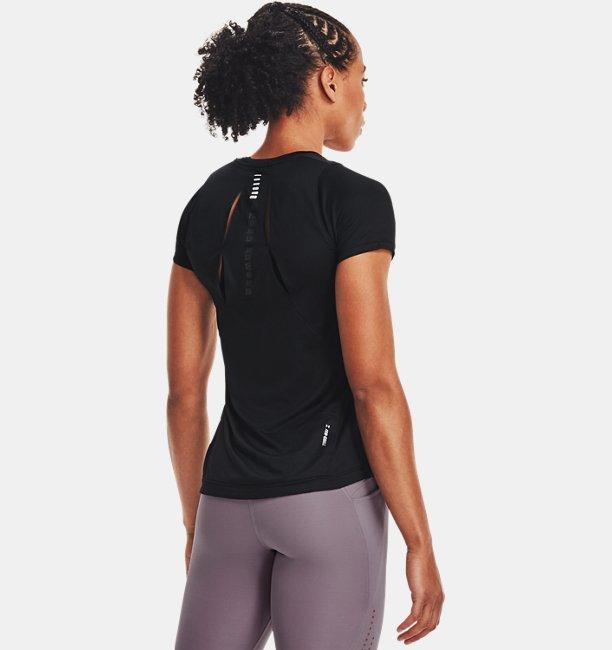 Women's UA Qualifier Iso-Chill Short Sleeve