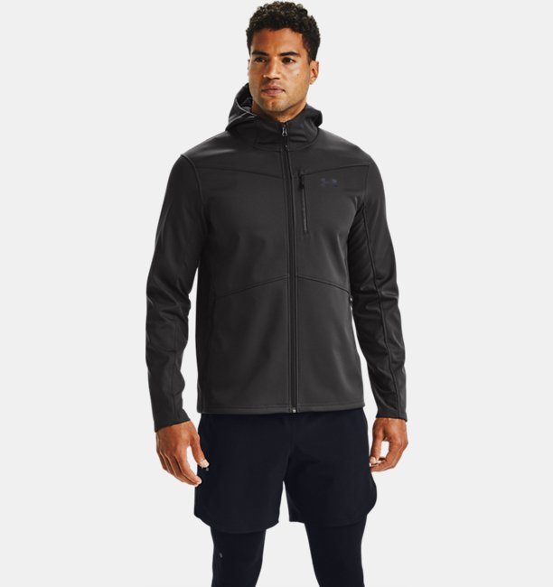 Herenjack ColdGear® Infrared Shield Hooded