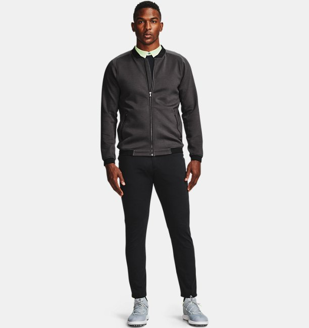 Bomber UA Range Unlimited Storm Full Zip da uomo