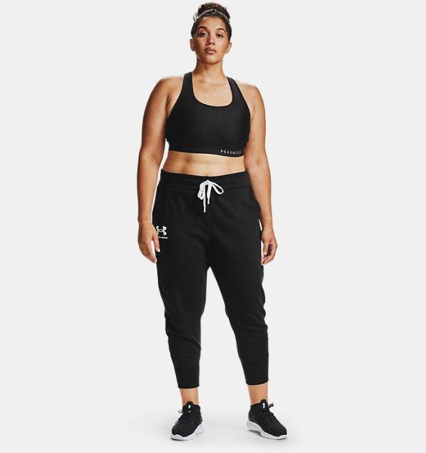 Jogger UA Rival Fleece da donna