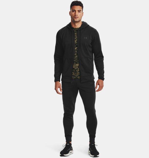 Herenhoodie Armour Fleece® met volledige rits