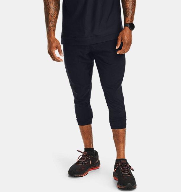 Men's UA Run Anywhere ¾-Length Trousers
