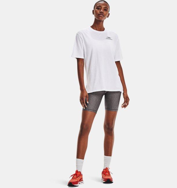 Women's UA Graphic Oversized Short Sleeve
