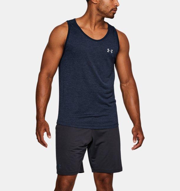 Under Armour Camiseta sin mangas UA Tech™ para hombre 776ce1a817fd9