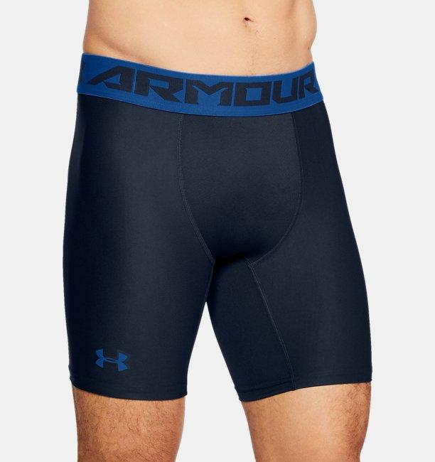 Under Armour Herren Kompressions-Shorts UA HeatGear® Amour, halblang 9d12c9e216