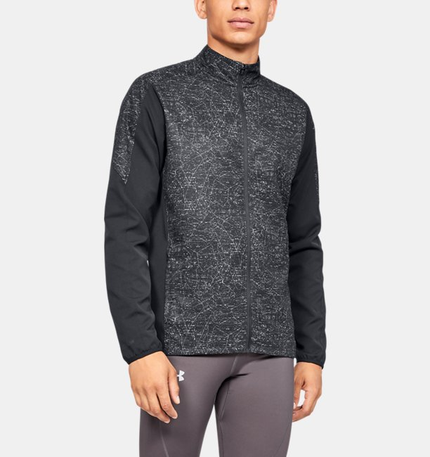 Under Armour Chaqueta con estampado UA Storm Launch para hombre c7f5d599281
