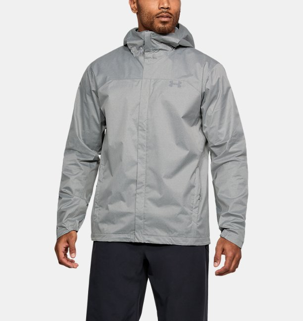 Under Armour Chaqueta UA Overlook para hombre a3c7bef22ec
