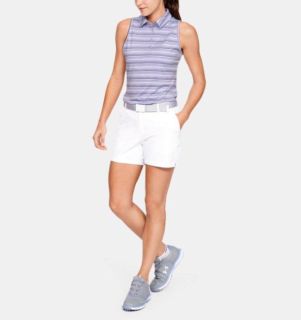 9d916809 Under Armour Women's UA Zinger Sleeveless Novelty Polo
