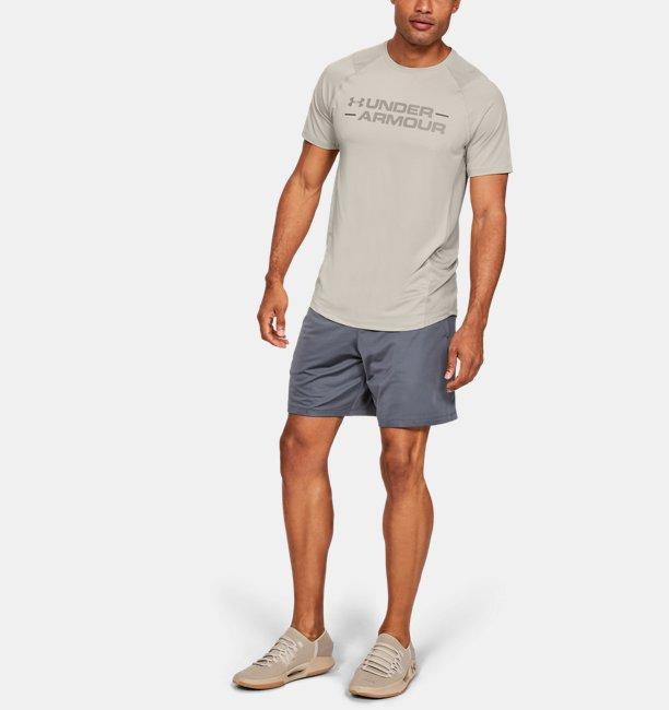 Under Armour Men s UA MK-1 Wordmark Short Sleeve Shirt 05da4d22abb