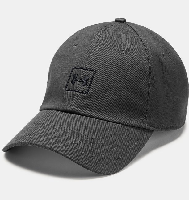 Under Armour Men s UA Washed Cotton Cap  1598aaa19c23