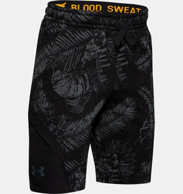 Boys' Project Rock Terry Shorts