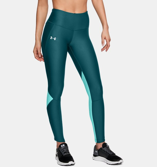Under Armour FLY FAST - Collants - black qcrvGE1o