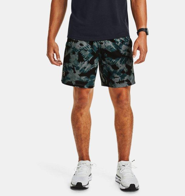 Men's UA Launch SW 18 cm Printed Shorts
