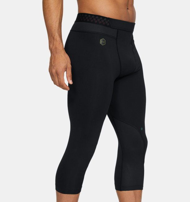 Under Armour Men's UA RUSH ¾ Leggings Image