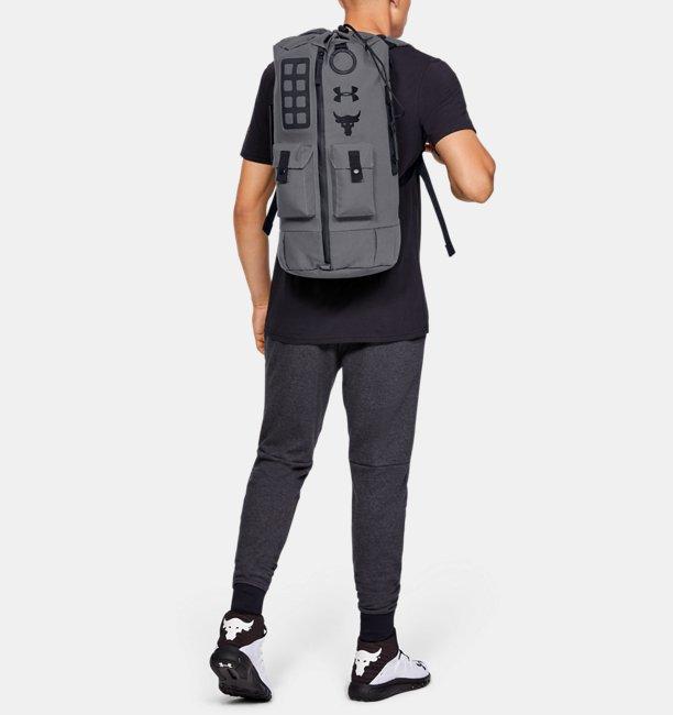 9f1eba6e5f Under Mx 60 Men's Project Rock Armour Bag Ua X 7nqvwYS