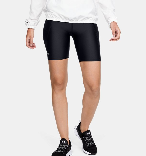 Women's HeatGear Armour Bike Shorts