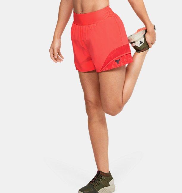 Women's Project Rock Train Shorts