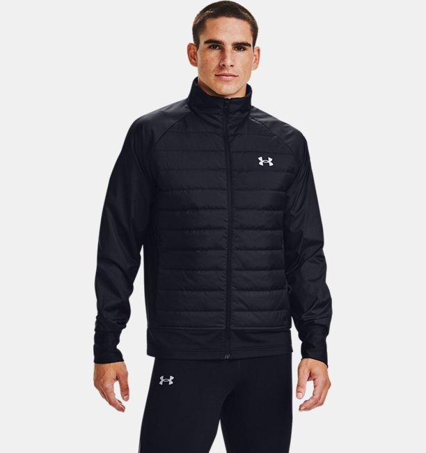 Men's UA Run Insulate Hybrid Jacket