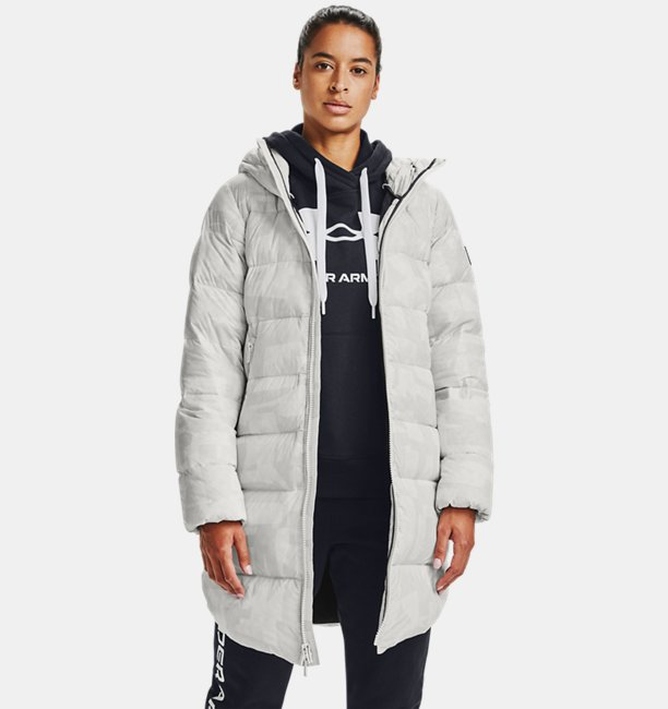 Women's UA Sportstyle Graphic Bench Coat
