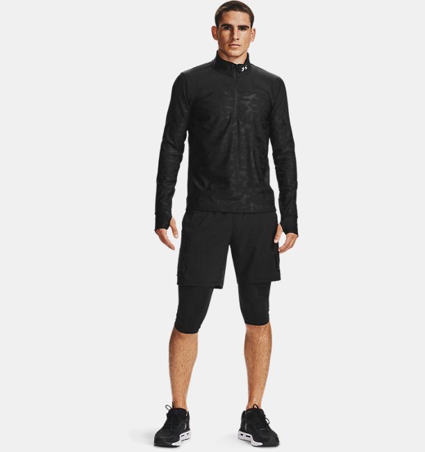Men's UA Qualifier Stealth ½ Zip