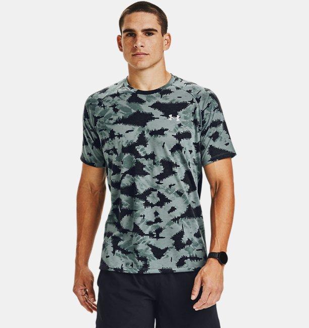 Men's UA Streaker 2.0 Inverse Short Sleeve