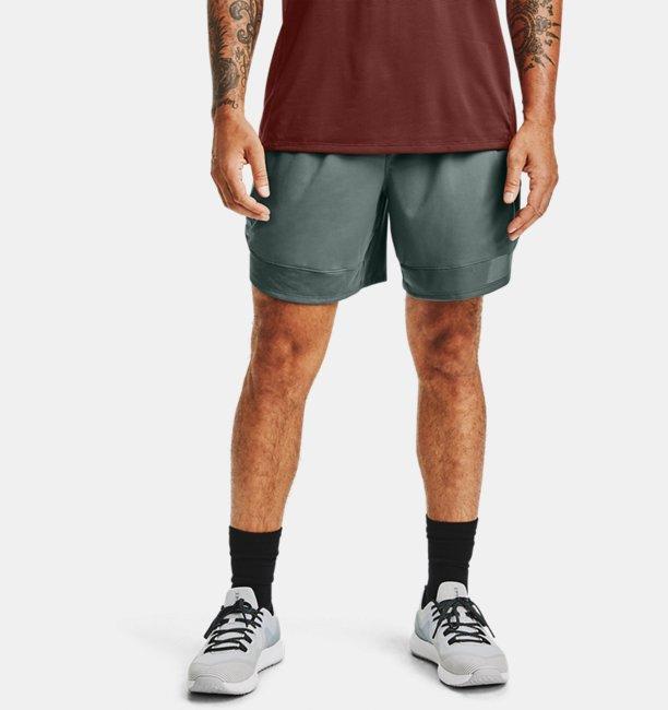 Men's UA Training Stretch 18 cm Shorts