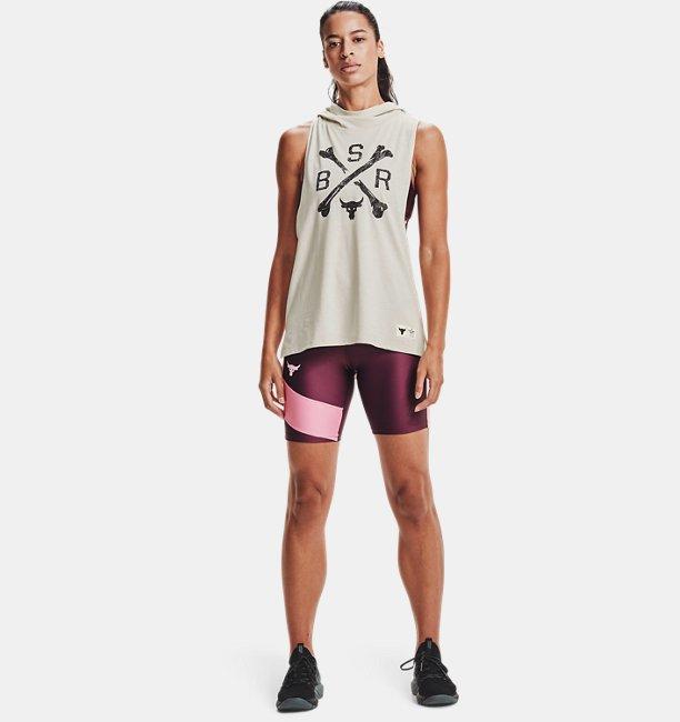 Women's Project Rock HeatGear Bike Shorts