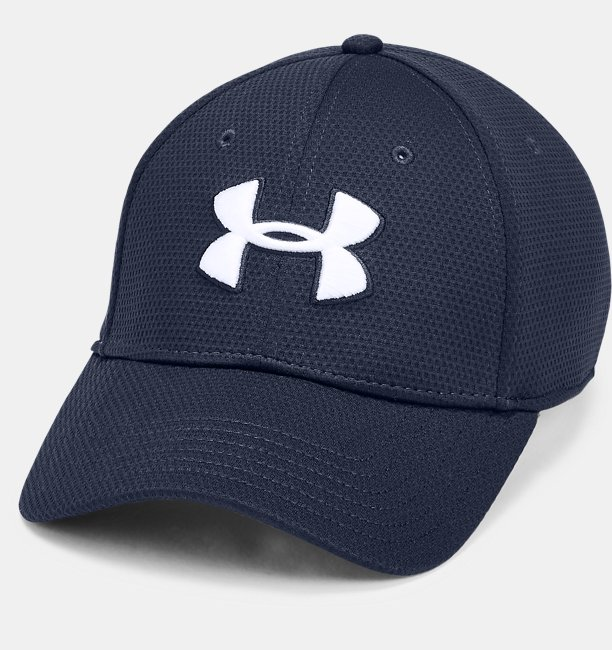 Men's UA Blitzing II Stretch Fit Cap