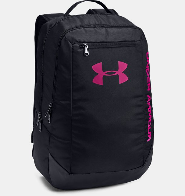 21d394c6d Mochila UA Hustle LDWR | Under Armour ES