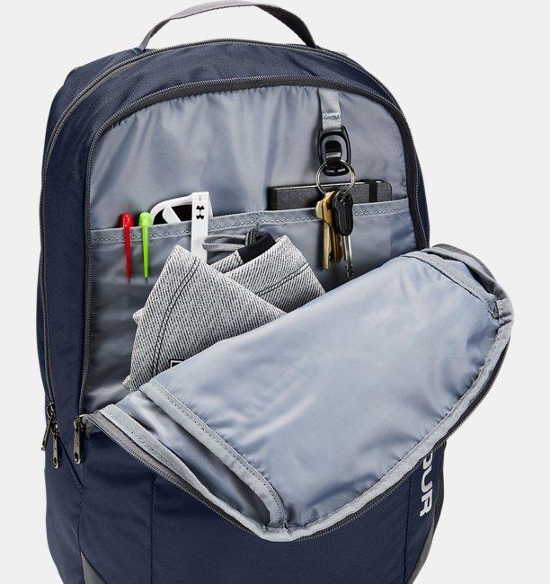 UA Hustle LDWR Backpack