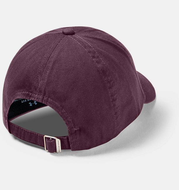 Womens UA Armour Washed Cap