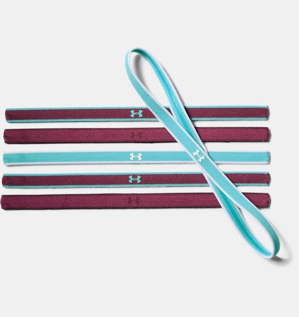 Womens UA Mini Headbands - 6 Pack