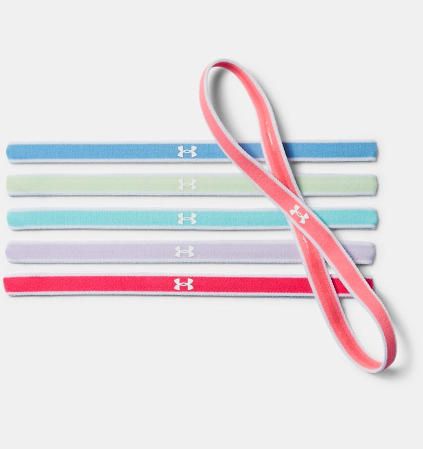 Girls UA Mini Headbands - 6-Pack