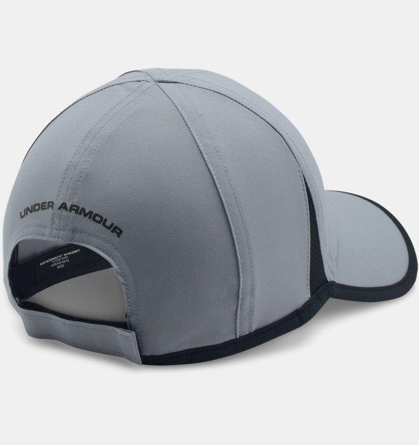 Mens UA Shadow 4.0 Run Cap