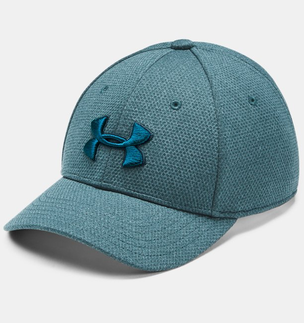 Boys UA Heathered Blitzing Cap