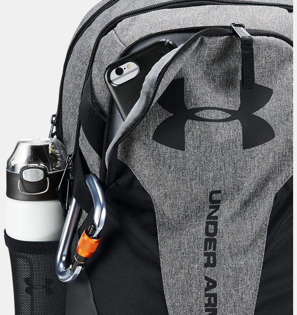 Mens UA Hustle 3.0 Backpack