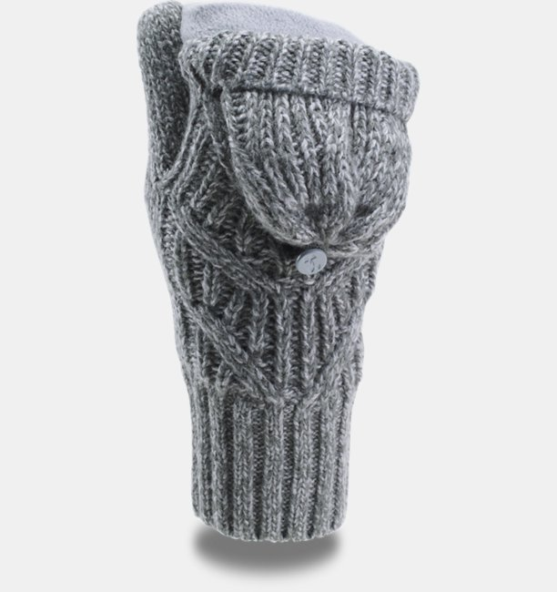 Womens UA Around Town Mittens