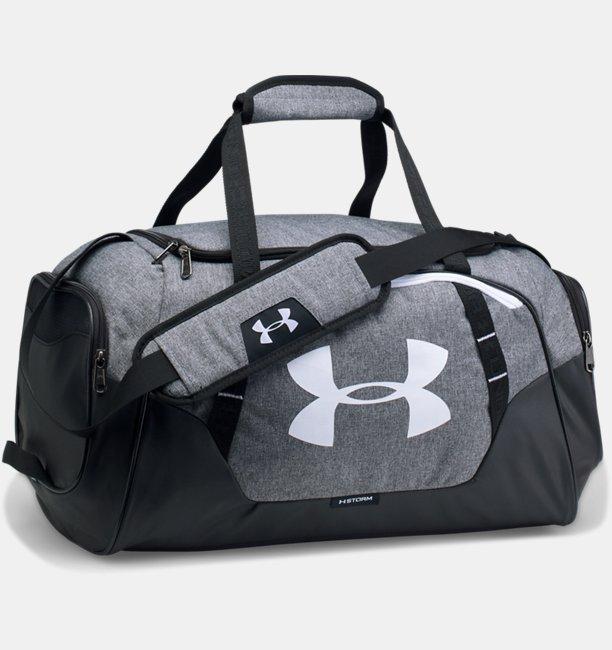 Mens UA Undeniable 3.0 Small Duffle Bag